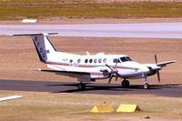 VH-FDG @ YPJT - Beech B200 Super King Air [BB-1172] (Royal Flying Doctor Service) Perth-Jandakot~VH 30/03/2007 - by Ray Barber