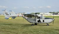 N802A @ KOSH - Airventure 2013 - by Todd Royer