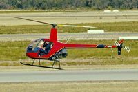 VH-NDT @ YPJT - Robinson R-22 Alpha [0469] Perth-Jandakot~VH 30/03/2007. Now preserved.