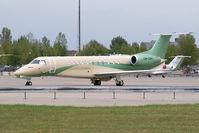 CN-SSH @ VIE - Dalia Air Embraer 135 Legacy