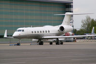 M-SAWO @ VIE - Cloud Air Gulfstream G550