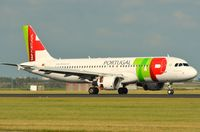 CS-TNS @ EHAM - TAP A320 arriving in AMS - by FerryPNL