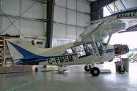 C-FMSM @ CYRP - C-FMSM   Maule MT-7-235 Tri-Gear [18028C] Ottawa-Carp~C 19/06/2005 - by Ray Barber