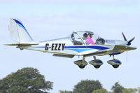 G-EZZY @ EGBK - 2007 Aerotechnik EV-97 Eurostar, c/n: PFA 315-14533