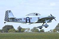 G-BXPI @ EGBK - 1998 Vans RV-4, c/n: PFA 181-124