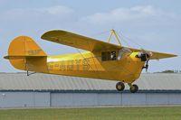 G-ADYS @ EGBK - 1935 Aeronca C3, c/n: A-600 at Sywell in 2013
