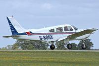 G-BSNX @ EGBK - 1979 Piper PA-28-181 Cherokee Archer II, c/n: 28-7990311
