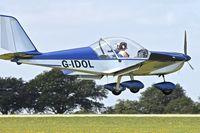 G-IDOL @ EGBK - 2007 Aerotechnik EV-97 Eurostar, c/n: PFA 315-14549