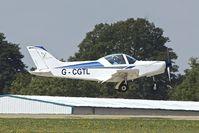G-CGTL @ EGBK - 2012 Alpi Pioneer 300, c/n: LAA 330-15038