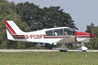 G-FCSP @ EGBK - 1990 Robin DR-400-180 Regent, c/n: 2022