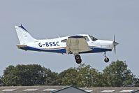 G-BSSC @ EGBK - 1982 Piper PA-28-161 Warrior ll, c/n: 28-8216176