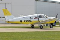 G-CDDG @ EGBK - 1988 Piper PA-28-161, c/n: 2816065