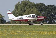 G-AZDX @ EGBK - 1971 Piper PA-28-180 Cherokee, c/n: 28-7105186