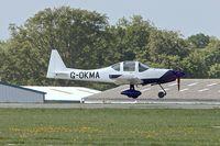 G-OKMA @ EGBK - 2002 Tri-r Kis TR-4 Cruiser, c/n: PFA 239-12808