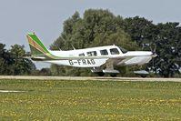 G-FRAG @ EGBK - 1979 Piper PA-32-300 Cherokee Six, c/n: 32-7940284