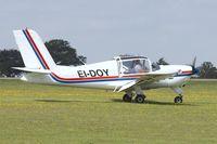 EI-DOY @ EGBK - PZL-Okecie PZL-110 Koliber 150A, c/n: 04940072