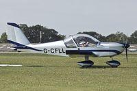 G-CFLL @ EGBK - 2008 Aerotechnik EV-97 Eurostar, c/n: LAA 315-14825