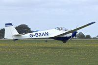 G-BXAN @ EGBK - 1980 Scheibe SF-25C Falke, c/n: 44299