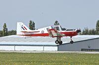 G-CBEF @ EGBK - G-CBEF (XX621), 1974 Scottish Aviation Bulldog T.1, c/n: BH120/286