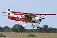 G-CDPE @ EGBK - 2005 Best Off Skyranger 912(2), c/n: BMAA/HB/432