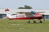 G-ECGO @ EGBK - 1966 Bolkow BO-208C Junior, c/n: 599