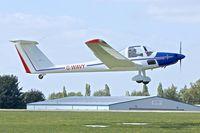 G-WAVY @ EGBK - 1985 Grob G-109B, c/n: 6374