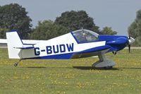 G-BUDW @ EGBK - 1992 Brugger MB2 Colibri, c/n: PFA 043-10644