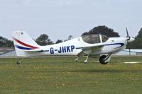 G-JHKP @ EGBK - 2003 Europa XS, c/n: PFA 247-13828