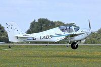 G-LABS @ EGBK - 2002 Europa , c/n: PFA 247-12595