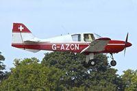 G-AZCN @ EGBK - 1972 Beagle B-121 Pup Series 2, c/n: B121-156