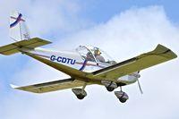 G-CDTU @ EGBK - 2005 Cosmik EV-97 Teameurostar UK, c/n: 2522