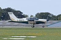 G-RRFC @ EGBK - 2001 Socata TB-20 Trinidad, c/n: 2053 - by Terry Fletcher