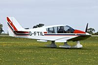 G-FTIL @ EGBK - 1988 Robin DR-400-180 Regent, c/n: 1825