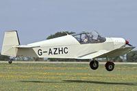 G-AZHC @ EGBK - 1958 Jodel (Wassmer) D-112 Club, c/n: 585