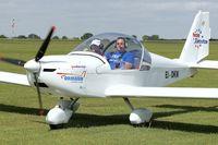 EI-DKW @ EGBK - Aerotechnik EV-97 Eurostar, c/n: 2005-2513