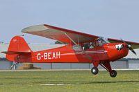 G-BEAH @ EGBK - 1946 Auster J-2 Arrow, c/n: 2366