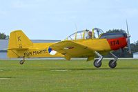 G-BEPV @ EGBK - 1950 Fokker S-11-1 Instructor, c/n: 6274