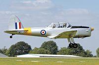 G-BBND @ EGBK - G-BBND (WD286), 1950 De Havilland DHC-1 Chipmunk 22, c/n: C1/0225