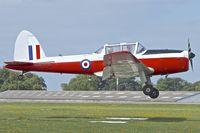 G-BXDH @ EGBK - G-BXDH (WD331), 1951 De Havilland DHC-1 Chipmunk 22, c/n: C1/0270