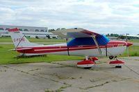 C-FCHS @ CYRO - Cessna 150J [150-71042] Rockcliffe~C 19/06/2005 - by Ray Barber