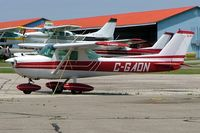 C-GADN @ CNC3 - Cessna 150L [150-74454] Brampton~C 23/06/2005 - by Ray Barber