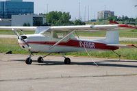CF-RGR @ CYKZ - Cessna 150D [150-60511] Toronto-Buttonville~C 22/06/2005. Marked C-FRGR - by Ray Barber
