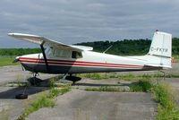 C-FKYR @ CYRO - Cessna 172 [46324] Rockcliffe~C 19/06/2005 - by Ray Barber