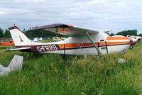 C-FRRB @ CYRO - Cessna 172F Skyhawk [172-52115] Rockcliffe~C 19/06/2005 - by Ray Barber