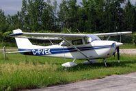 C-FVEK @ CYRO - Cessna 172G Skyhawk [172-54727] Rockcliffe~C 19/06/2005 - by Ray Barber