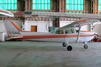 C-GAIQ @ CYGK - Cessna 172M Skyhawk [172-63416] Kingston~C 20/06/2005 - by Ray Barber