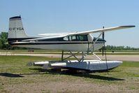 C-FYGA @ CYTZ - Cessna 180H Skywagon 180 [180-52001] Toronto-City Centre Airport~C 22/06/2005 - by Ray Barber