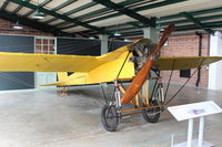 433 @ RAFM - On display at the RAF Museum, Hendon. - by Graham Reeve