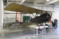 A8226 @ RAFM - On display at the RAF Museum, Hendon. - by Graham Reeve