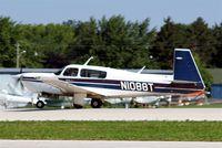 N1088T @ KOSH - Mooney M.20M TLS [27-0050] Oshkosh-Wittman Regional~N 30/07/2008 - by Ray Barber